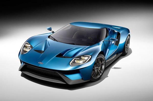 2016 Ford GT: Ултимативен спортен модел от Детройт