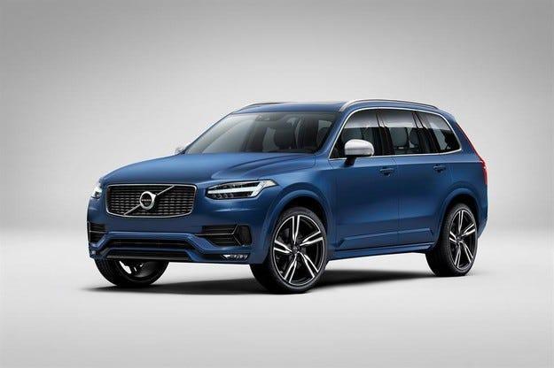 Volvo ще разкрие нова модификация XC90 в Китай