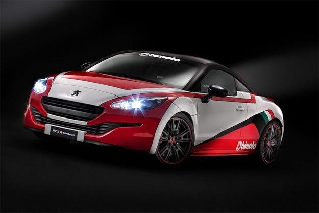 Peugeot RCZ R получи двигател с 304 конски сили