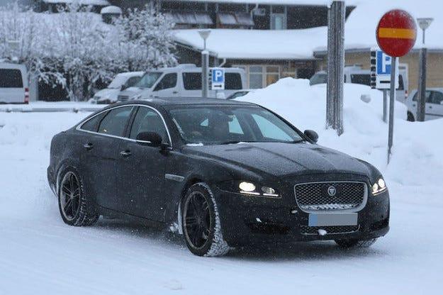 Jaguar XJ и XJR: Актуализация във висшата класа