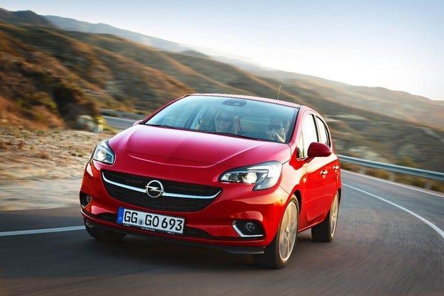 Новият Opel Corsa с емисии на CO2 от само 82 г/км