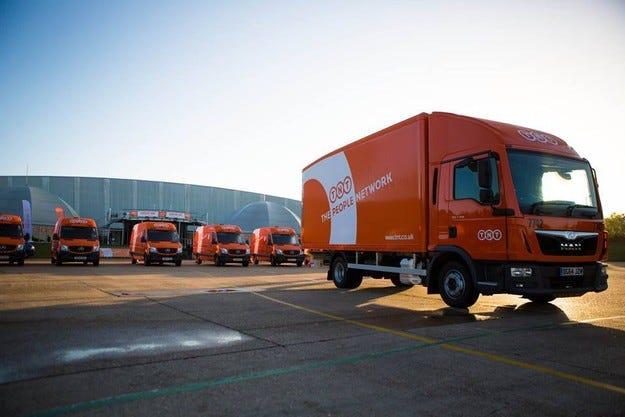 TNT стартира всекидневни сухопътни доставки до Турция