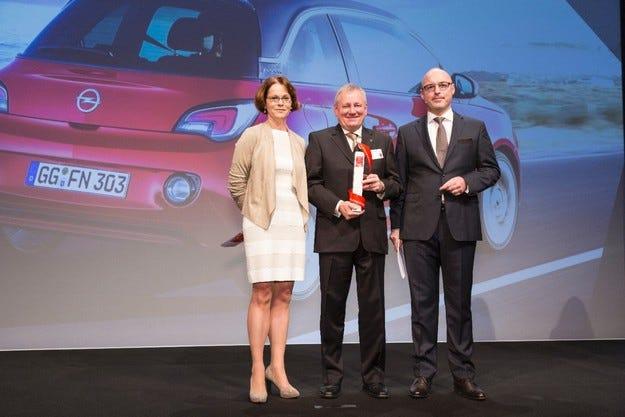 Най-добрите за 2015 г.: Opel ADAM пак е на първа позиция