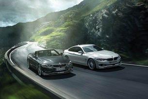 Alpina регистрира рекордни продажби през 2014 г.