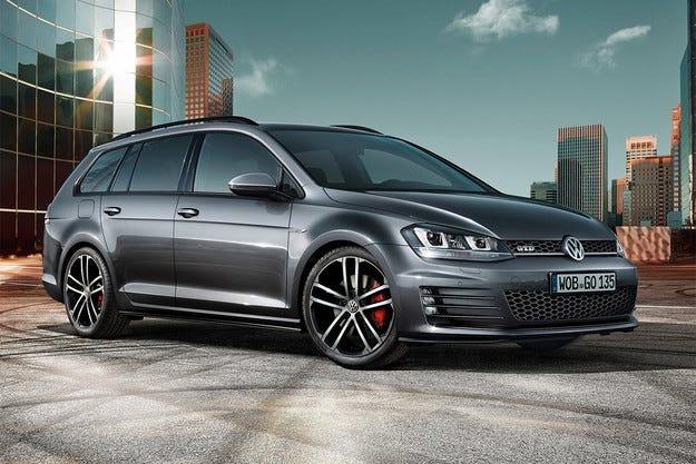 "Дизеловият Volkswagen Golf получава ""гореща"" версия"