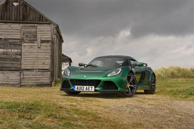Lotus представи Exige S с автоматична трансмисия