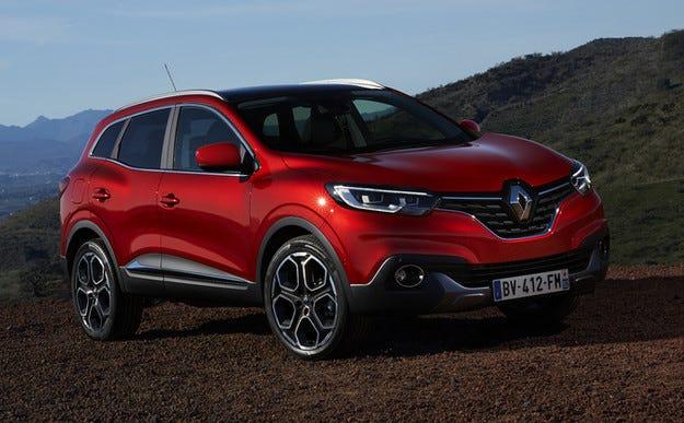 Renault Kadjar дебютира на изложението в Женева