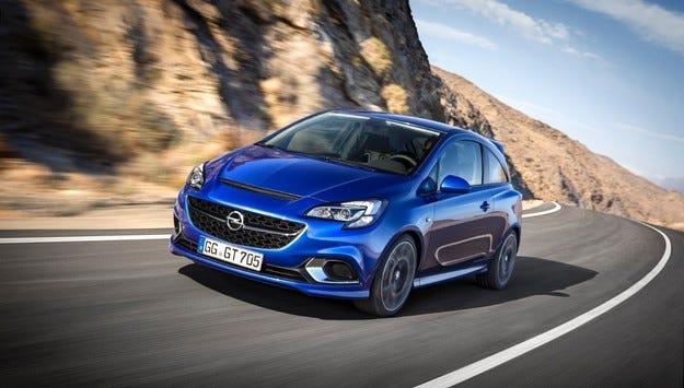 Новият Opel Corsa OPC - пето поколение атлет