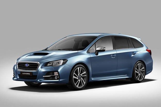 Европейска премиера на Subaru Levorg в Женева