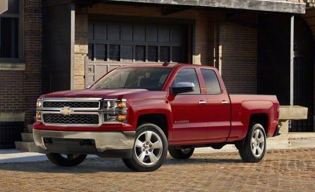 Chevrolet разкри специалната версия на пикапа Silverado