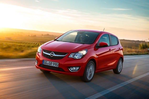 Opel на 85-ото Международно автомобилно изложение в Женева