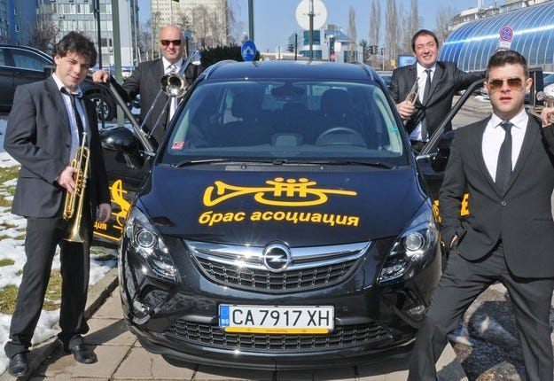 Opel е автомобилният партньор на Brazz Association
