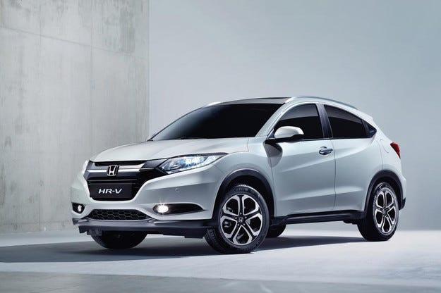 Европейската версия на Honda HR-V на пазара през лятото