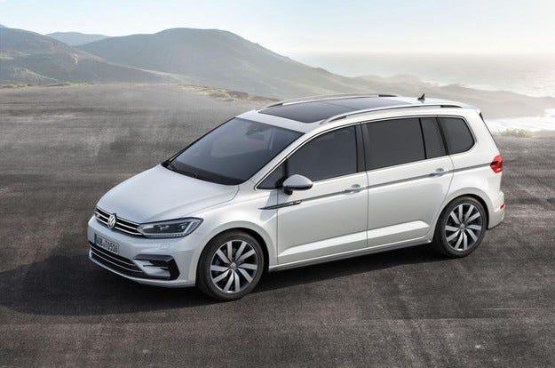 Всички подробности за новия Volkswagen Touran