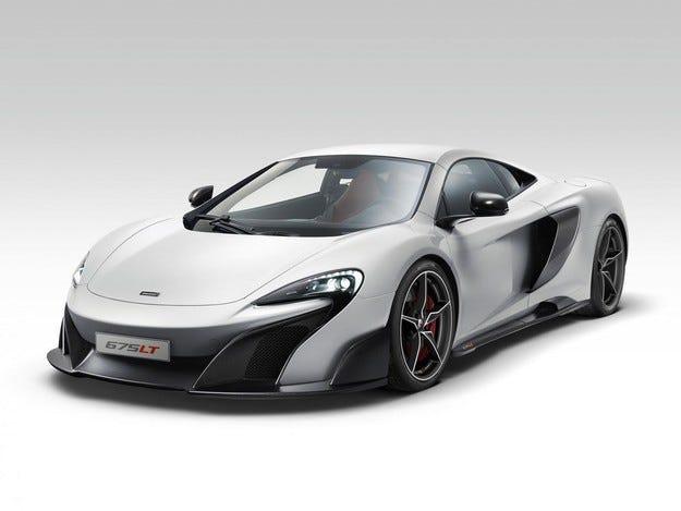 Най-мощният McLaren получава мотор с 675 конски сили