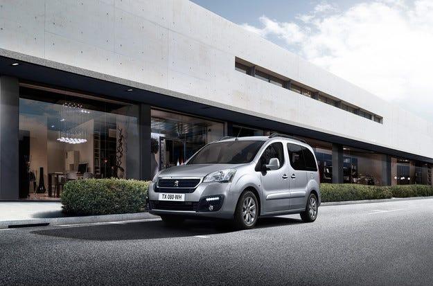 След Citroen Berlingo обновяване получава и Peugeot Partner