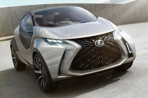 Най-малкият: Какво вече знаем за новия Lexus LF-SA