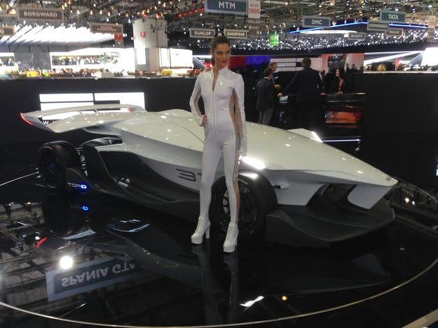 Италианци измислиха автономна кола ED Group Torq