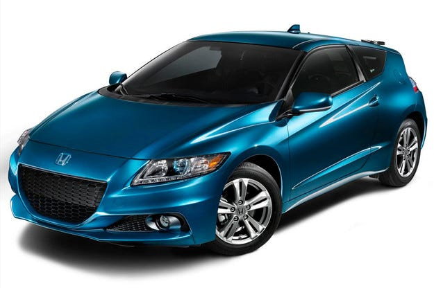 Новото поколение Honda CR-Z ще бъде лансирано през 2017