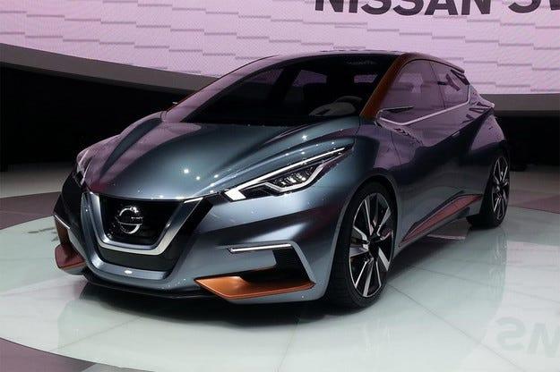 Концептът Nissan Sway ще прерасне в сериен модел