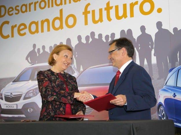 Opel España обявява 1400 нови назначения до 2018