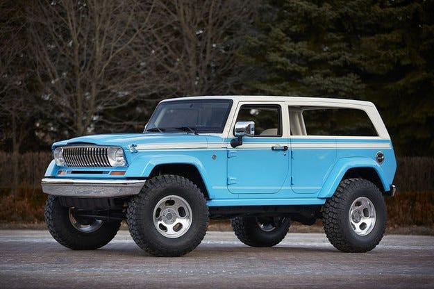 Нови предложения на Moab Easter Jeep Safari 2015