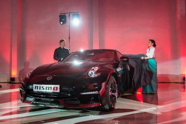 Цялата гама на Nissan Nismo пристигна в България