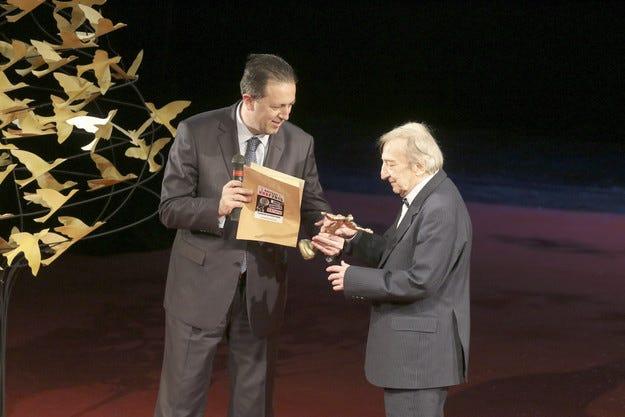 Вече 15 години Мото-Пфое подкрепя наградите ИКАР