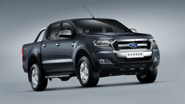 Ford разкри новия Ranger с умни технологии
