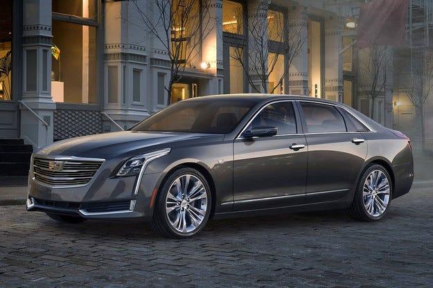 Компанията Cadillac създаде конкурент на Audi A8