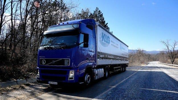 Volvo Trucks разказва своите истории за 15 години в България