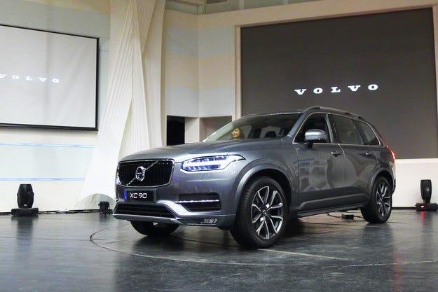 Новото Volvo XC90 е в България за няколко дни