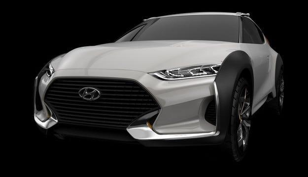 Hyundai показа концепция и спортен автомобил в Сеул