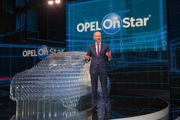 General Motors доведе услугата OnStar в Европа