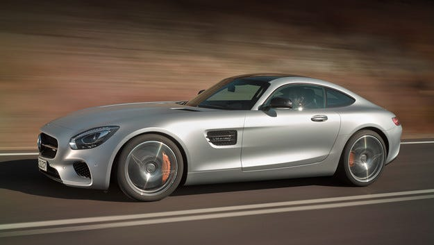 Mercedes готви конкуренти на Audi TT и Porsche Panamera