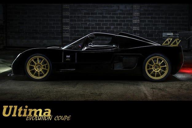 Британци създадоха спортен автомобил с 1020 конски сили