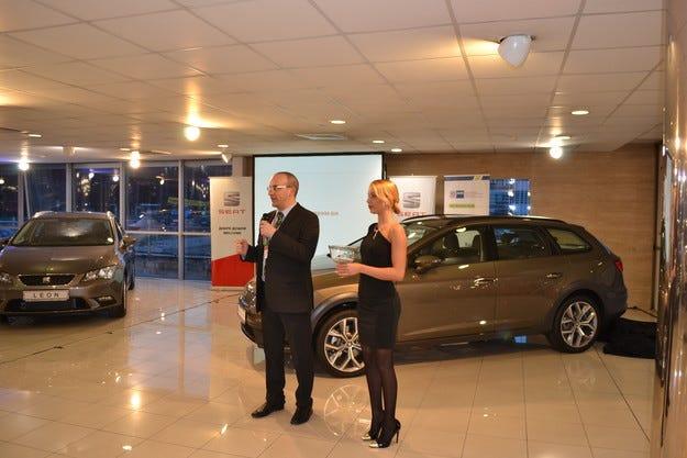 SEAT показа в София първия All road модел 4X4