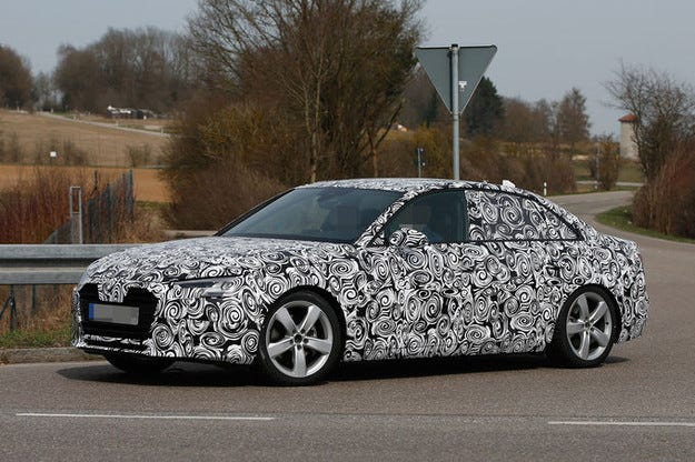 Новите Audi A4 и A4 Avant дебютират през 2015