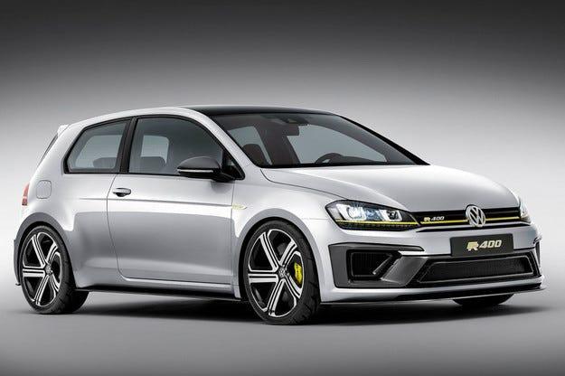 Volkswagen Golf с 400 к. с. ще има серийно производство