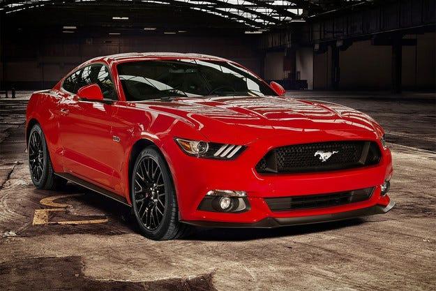 Ford разкри характеристиките на европейския Mustang
