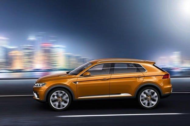 Volkswagen планира нов SUV десант на пазара в САЩ