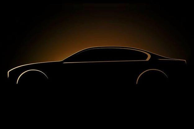 Новият BMW Серия 7 за 2015: Първи изображения