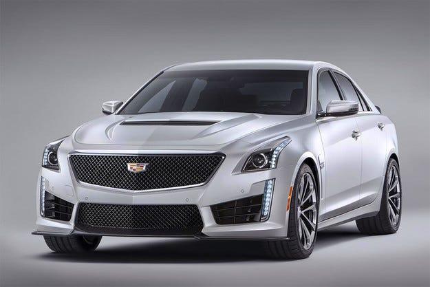 Продажбите на Cadillac CTS-V започват през лятото