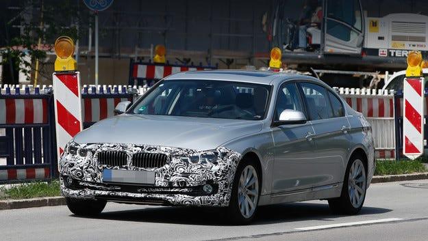 BMW Серия 3 ще получи и нови двигатели