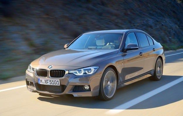 Новият BMW Серия 3: Три цилиндъра и плъгин хибрид