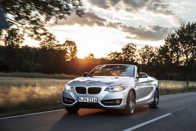 Мода Лято 2015 в BMW: Новините от Серия 1 до Z4M