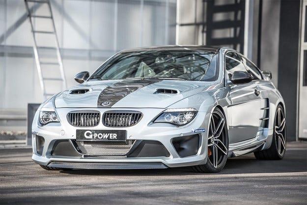 Оборудваха BMW M6 с двигател с 1001 конски сили