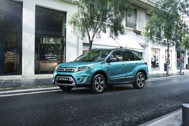 Новият Suzuki Vitara: Легендата 4х4 се завръща
