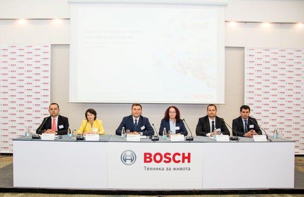 Пресконференция Bosch 2015