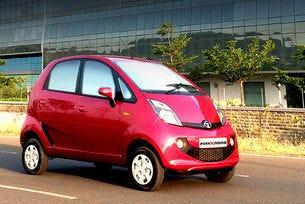 В Индия направиха най-евтината кола с автоматик